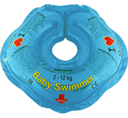 Baby Swimmer™ 'I love' blue