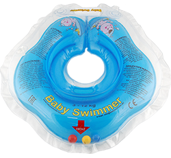 Baby Swimmer™ 'Basic 0-24' blue