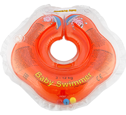 Baby Swimmer™ 'Basic 0-24' orange