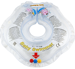 Baby Swimmer™ 'Basic 0-24' transparent
