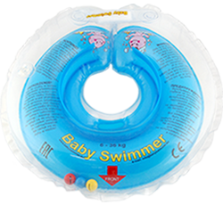 Baby Swimmer™ 'Basic 0-36' blue