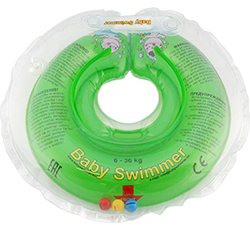 Baby Swimmer™ 'Basic 0-36' green