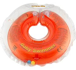 Baby Swimmer™ 'Basic 0-36' orange