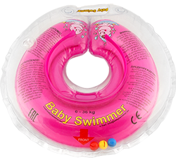 Baby Swimmer™ 'Basic 0-36' pink