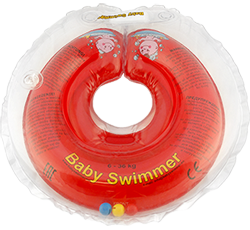 Baby Swimmer™ 'Basic 0-36' red