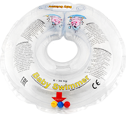 Baby Swimmer™ 'Basic 0-36' transparent