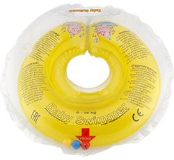 Baby Swimmer™ 'Basic 0-36' yellow