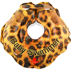 Baby Swimmer™ 'Glamour' leopard